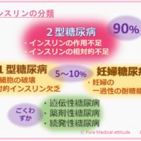 インスリンの分類