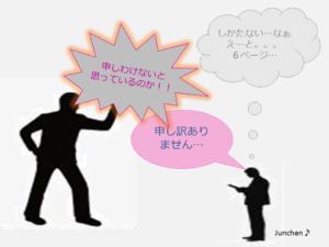 ミスコミュニケーション