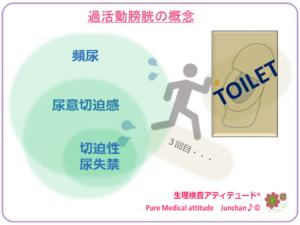 過活動膀胱の概念