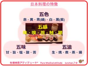 日本料理の特徴