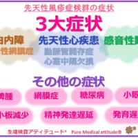 先天性風疹症候群