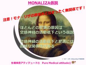 MONALIZA仮説